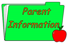Parent Information Sessions